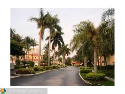 Aventura Condo/Townhouse Backup Contract-Call LA: 20945 Bay Ct #135