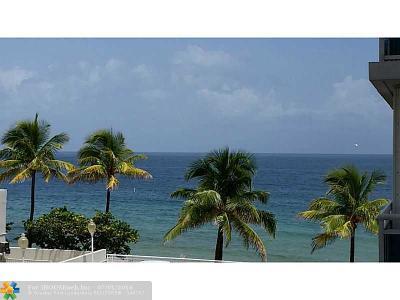 Rental For Rent: 3430 Galt Ocean Dr #304