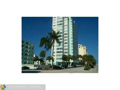Condo/Townhouse Sold: 3003 Terramar St #1001