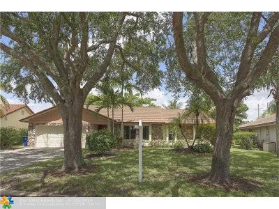 Coral Springs Single Family Home Sold: 5056 NW 66th Dr