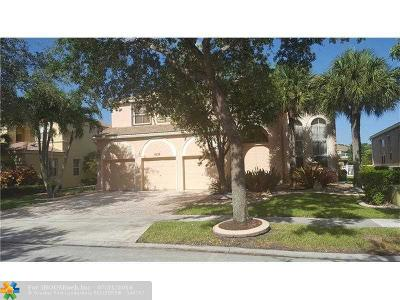 Miramar Single Family Home For Sale: 5039 SW 167th Ave