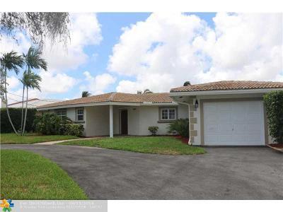Pompano Beach FL Single Family Home Sold: $689,000