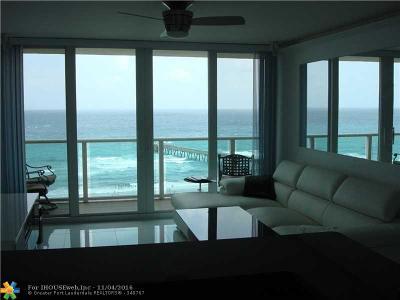 Deerfield Beach Condo/Townhouse For Sale: 333 NE 21st Ave #1508