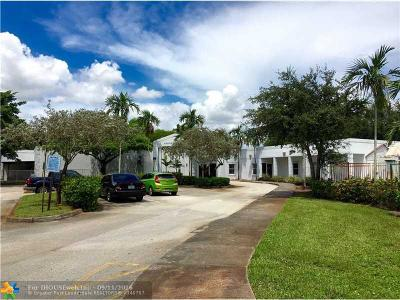 Sunrise Commercial For Sale: 8955 NW 50 St
