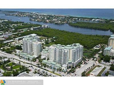 Boynton Beach Condo/Townhouse For Sale: 350 N Federal Hwy #910