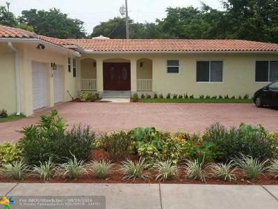 Coral Gables Single Family Home For Sale: 635 Bird Rd
