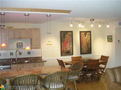 Hillsboro Beach Condo/Townhouse For Sale: 1160 Hillsboro Mile #801