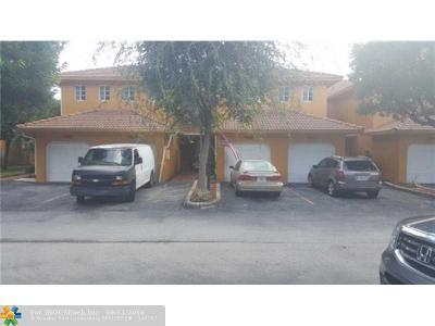 Miami Gardens Condo/Townhouse Backup Contract-Call LA: 7560 NW 176th St #7560
