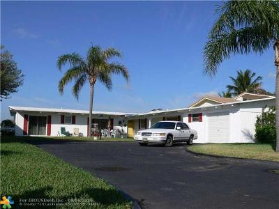 Deerfield Beach Single Family Home For Sale: 149 SE 18th Ave