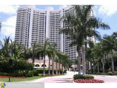 Aventura Condo/Townhouse For Sale: 6000 Island Blvd #2804