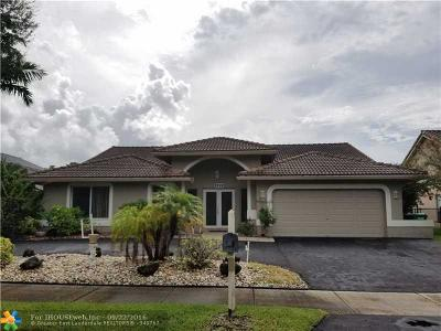 Coral Springs Rental : 4855 NW 96th Dr