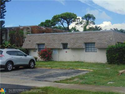 Oakland Park Multi Family Home For Sale: 575 NW 41st St