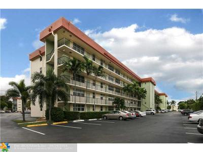Fort Lauderdale Condo/Townhouse Sold: 5300 NE 24th Ter #503C