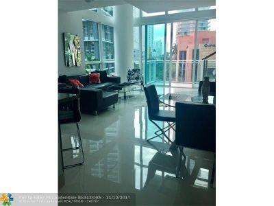Miami Condo/Townhouse For Sale: 1080 Brickell #313