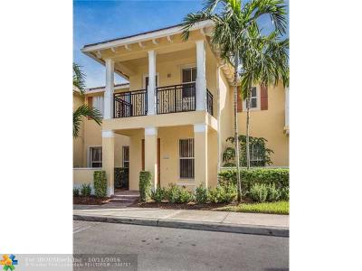 Broward County Condo/Townhouse Backup Contract-Call LA: 4760 Mimosa Place #1002