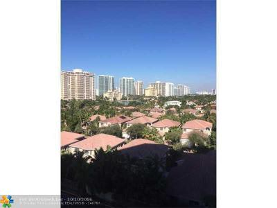 Sunny Isles Beach Condo/Townhouse For Sale: 19370 Collins Ave #822