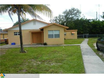 Miramar Multi Family Home For Sale