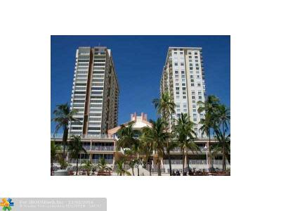 Pompano Beach Condo/Townhouse For Sale: 111 Briny Ave #1005