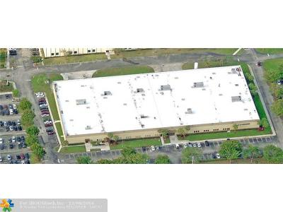 Coral Springs Commercial For Sale: 11711 NW 39th St