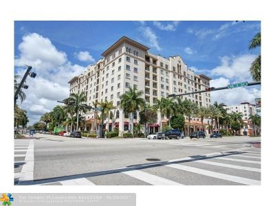 Boca Raton Condo/Townhouse For Sale: 233 S Federal Hwy #UPH09