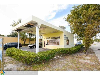 Oakland Park Commercial For Sale: 3299 N Dixie Hwy