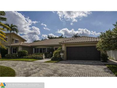 Single Family Home For Sale: 3216 NE 42nd Ct