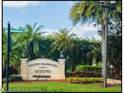 Hidden Hammocks Estates, Hidden Hammocks Estates 1 Single Family Home Sold: 5162 Chardonnay Dr
