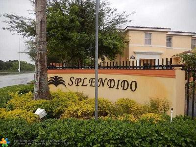 Hialeah Condo/Townhouse For Sale: 8031 W 36th Ave #5