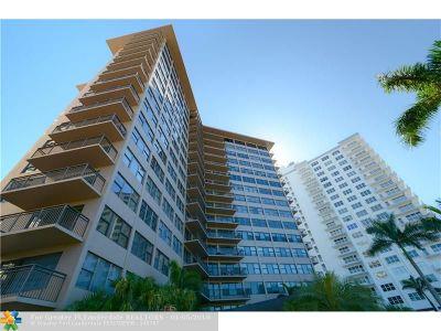Fort Lauderdale Condo/Townhouse For Sale: 3800 Galt Ocean Dr #1103