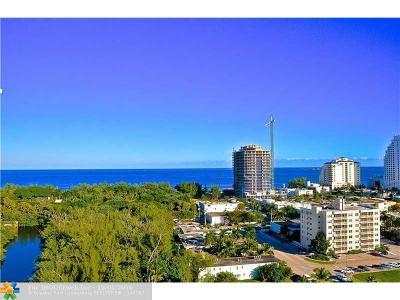 Condo/Townhouse Sold: 777 Bayshore Dr #1706