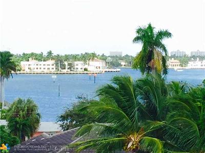 Fort Lauderdale Condo/Townhouse Sold: 1777 SE 15th St #521