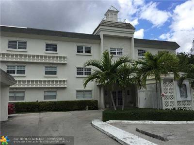 Pompano Beach Condo/Townhouse For Sale: 1439 S Ocean Blvd #309