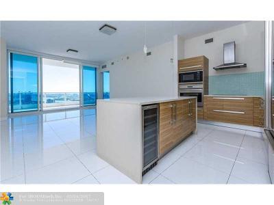 Miami Condo/Townhouse For Sale: 2020 N Bayshore Dr #2906