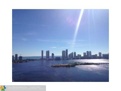 Aventura Condo/Townhouse For Sale: 3330 NE 190th St #2218