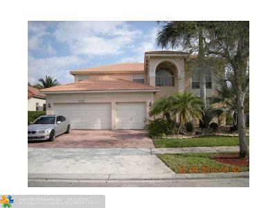 Pembroke Pines Single Family Home For Sale: 13347 NW 14th St