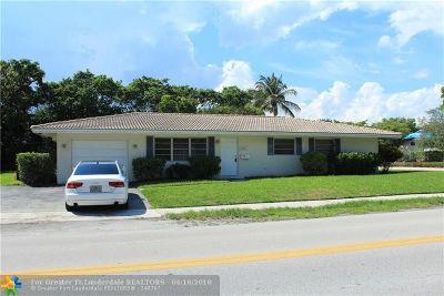 Boca Raton Multi Family Home For Sale: 1299 NW 15th Ave