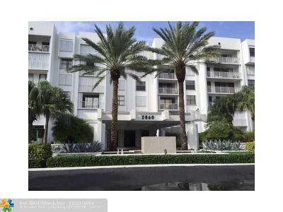 Palm Beach Condo/Townhouse Backup Contract-Call LA: 2860 S Ocean Blvd #209