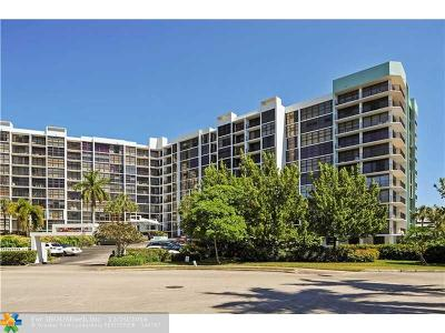 Hallandale Condo/Townhouse Backup Contract-Call LA: 200 Leslie Dr #526