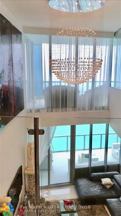 Sunny Isles Beach Condo/Townhouse Backup Contract-Call LA: 17121 Collins Ave #PH4403