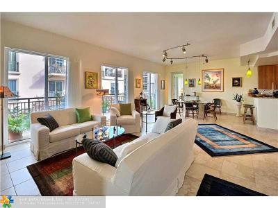 Condo/Townhouse For Sale: 2625 NE 14th Ave #400