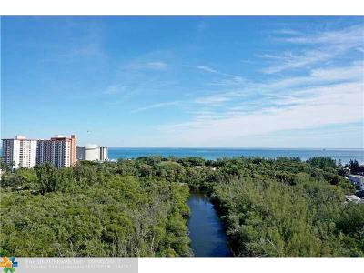 Condo/Townhouse Sold: 777 Bayshore Dr #1503