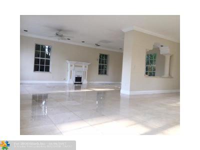 Golden Beach Single Family Home For Sale: 309 Center Island Dr