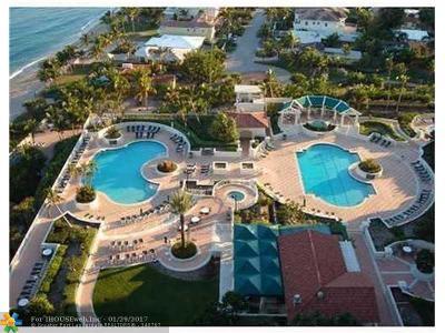 Condo/Townhouse Sold: 3200 N Ocean Blvd #1408