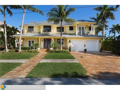 Deerfield Beach Single Family Home For Sale: 724 SE 17th Ter