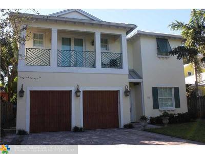 Rio Vista, Rio Vista C J Hectors Re, Rio Vista C J Hectors Res, Rio Vista Cj Hectors, Rio Vista Isles Single Family Home For Sale: 716 SE 8th St