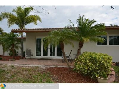 Lauderdale By The Sea Single Family Home Backup Contract-Call LA: 4506 W Tradewinds Ave