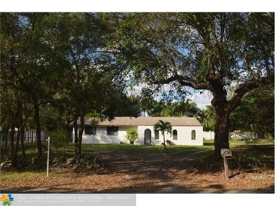 Miami Single Family Home For Sale: 9421 SW 150th St