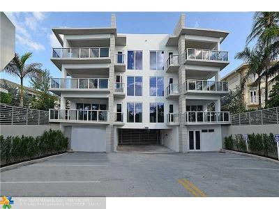 Hillsboro Beach Condo/Townhouse For Sale: 1200 Hillsboro Mile #1302