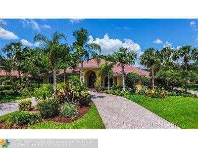 Parkland Single Family Home For Sale: 8011 Blue Ridge Ln