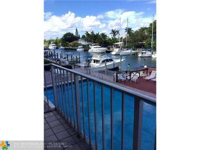 Fort Lauderdale Condo/Townhouse Sold: 1777 SE 15th St #212